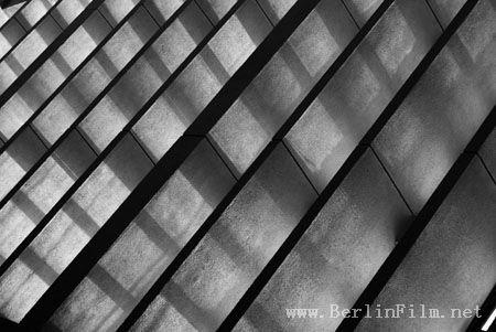 武汉体育学院-抽象建筑