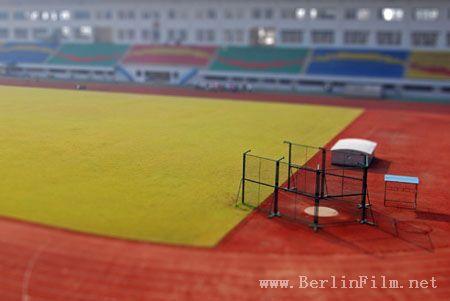 武汉体育学院-微缩影像